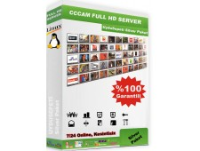 6 Aylık CCcam Full HD Server (Silver Paket)
