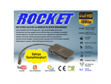 HIREMCO ROCKET FULL HD Mini Uydu Alıcısı